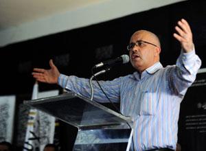 Le porte-parole officiel du parti Ettahrir