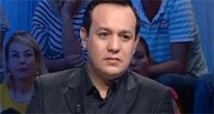 Le présentateur de la chaine Al Tounisia