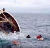 Les agents de la garde maritime de Mahdia ont réussi à sauver les 9 marins du bateau qui a coulé au large des côtes de la région