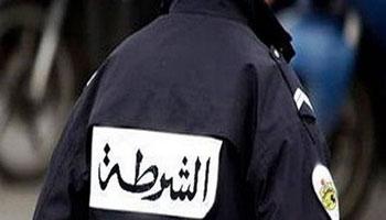 Les unités de la brigade de lutte contre la criminalité ont pu arrêter