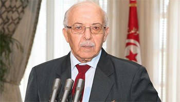Le Gouverneur de banque centrale de Tunisie