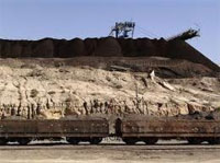 Le transport du phosphate commercial par chemin de fer a repris à partir des unités de production de Metlaoui et Kef Eddour
