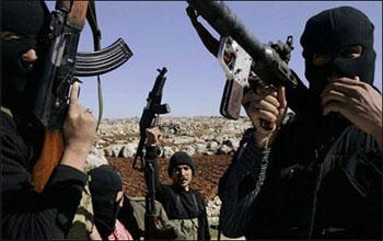 Des sources algériennes ont rapporté que les forces de lutte contre le terrorisme ont réussi à arrêter environ