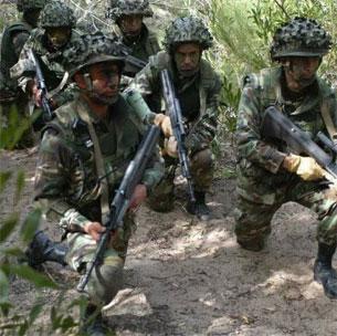 Les opérations militaires aux alentours de Mont Chaambi se poursuivent