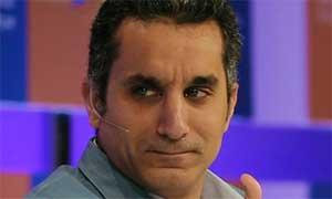 L'humoriste égyptien Bassem Youssef est accusé d'avoir plagié un article paru sur un site internet américain pour rédiger sa chronique