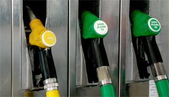 Les bons d'essence accordés à des agents de l'Etat éligibles à cette