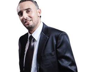 Zouheir El Jiss s'apprête à présenter une émission interactive sur la chaine telvza TV
