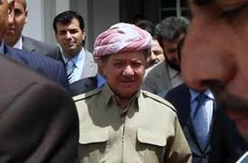 Le président du Kurdistan irakien