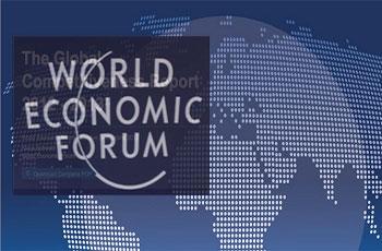 Le rapport annuel du forum de Davos a indiqué