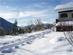 La neige ne cesse de tomber sur le Nord-Ouest de la Tunisie
