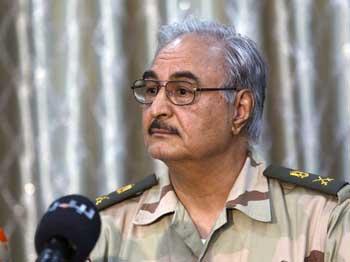 Des dirigeants proches du colonel Hafter ont indiqué au journal « Assarih » que le nombre des militants Djihadistes tunisiens appartenant