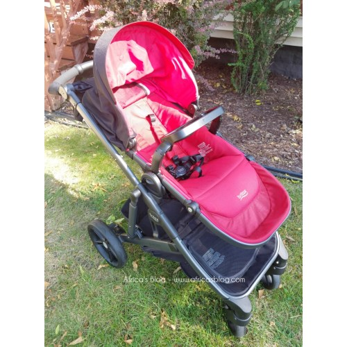 Medium Crop Of Britax B Ready Stroller