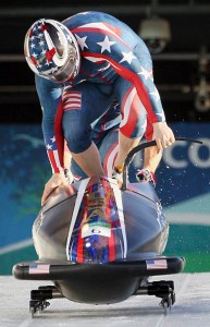 Vancouver Olympics Bobsled
