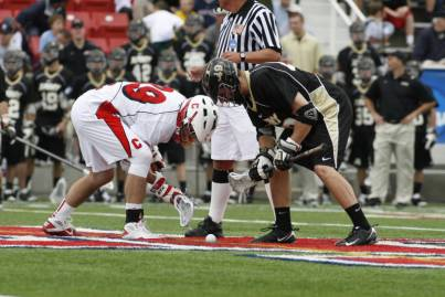 Army failed to earn a trip to lacrosse's Final Four held this year in Baltimore, Md.