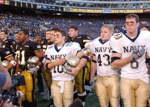 9/11 Army-Navy