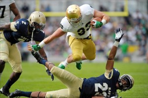 Navy Notre Dame