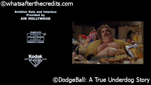 Dodgeball: A True Underdog Story (2004)* - AfterCredits
