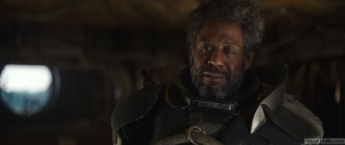 Rogue One: A Star Wars Story Saw Gerrera (Forest Whitaker) Ph: Film Frame ILM/Lucasfilm ©2016 Lucasfilm Ltd. All Rights Reserved.