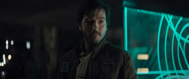 Rogue One: A Star Wars Story Cassian Andor (Diego Luna) Ph: Film Frame ILM/Lucasfilm ©2016 Lucasfilm Ltd. All Rights Reserved.