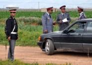 عناصر من الدرك الملكي بزي مدني تفشل عملية بيع مسدس محشو بالرصاص