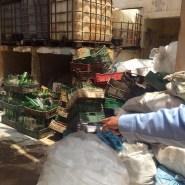 بالصور بأيت ملول:إغلاق مستودع حوله صاحبه إلى معمل سري لإنتاج العسل و الماء الحارق وماء جافيل في ظروف صحية خطيرة