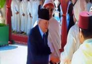 (+فيديو)الملك يوشح آيت يدرالمحكوم عليه غيابيا بالإعدام في عهد الحسن الثاني