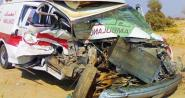 عاااجل:حادثة سير خطيرة وراءها سيارة إسعاف بطريق أكادير تزنيت