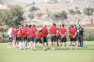 المنتخب المغربي يدخل اليوم بأكادير في أولى الحصص التدريبية والزاكي يعقد ندوة صحفية بملعب أدرار بأكادير