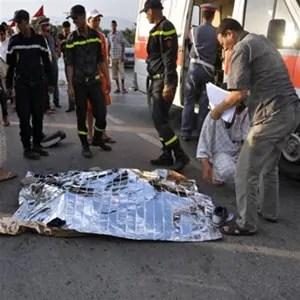 وفاة شخص وإصابة 5 أفراد من عائلته إثر سقوط سيارته من منحدر بأمسكرود