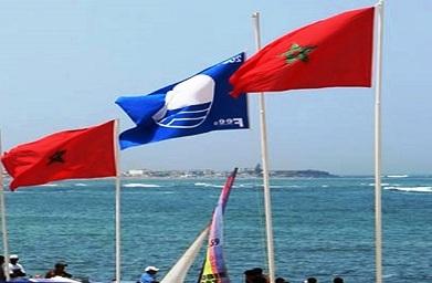 """أكادير تبحث عن """"اللواء الأزرق"""" من أجل إعادة الاعتبار لشاطئ المدينة"""