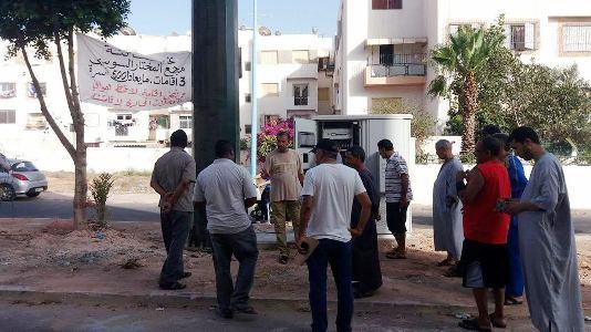 لاقط هوائي هوائي يؤجج غضب مواطنين بأكادير، ومطالب بالتدخل العاجل للإنصاف