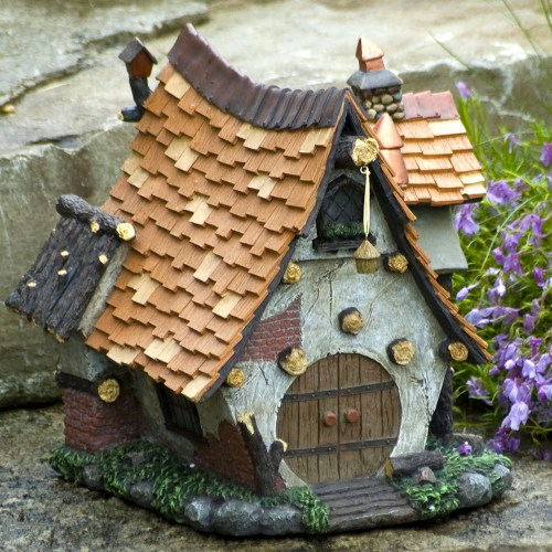 Medium Of Fairy House Garden