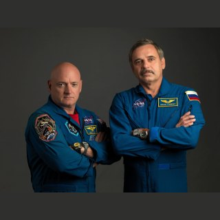 Scott Kelly & Mikhail Korniyenko Preparing to Return to Earth March 1st