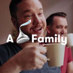 酷新聞:好時巧克力聖誕廣告 同志家庭溫馨團圓