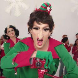 酷新聞:變裝皇后出聖誕合輯 搞笑MV網友大推