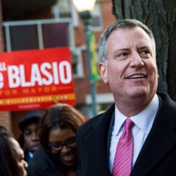 酷新聞:紐約市長挺少數族群不遺餘力 籲川普應包容