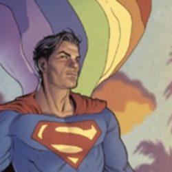 酷新聞:超人蝙蝠女齊聚首 推漫畫特輯挺同志