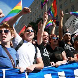 酷新聞:繼「女人大遊行」華盛頓六月再來一場同志大遊行