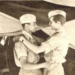 酷新聞:一封寄不到的同志情書 戰爭背後的愛情故事