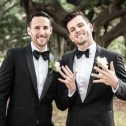 酷新聞:調查顯示 五分之一英國人不願參加同志婚禮
