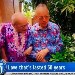 酷新聞:澳洲同志情侶走過五十年 盼不到婚姻平權
