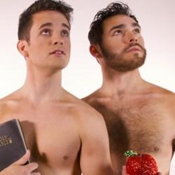 酷新聞:舞台劇翻玩舊約聖經 同志版引教徒抗議