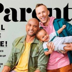 酷影像:權威親子雜誌 首登「同志家庭」封面