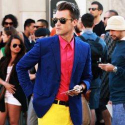 時尚酷人物:時尚界最會穿西裝的男人Brad Goreski