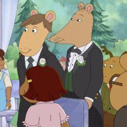 酷新聞:美國長壽卡通出現同婚 網友拍手叫好