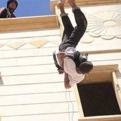 酷新聞:恐怖組織「伊斯蘭國」推15歲同性戀男子下樓致死
