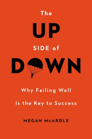 The Up Side of Down by Megan McArdle: Book Review