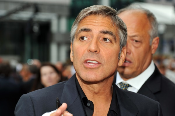 George Clooney almost gave up acting