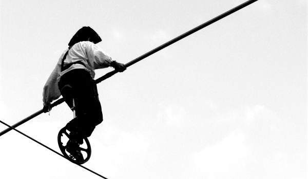 No Work-Life Balance? Walking the Tight-Rope