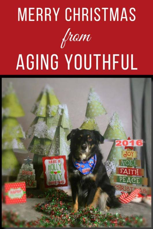 Merry Christmas from Aging Youthful